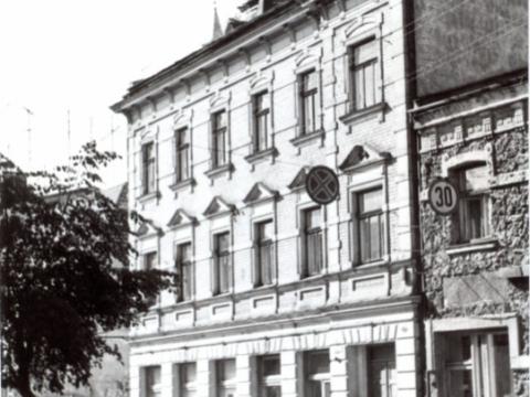 Nams Rīgas ielā 12, 20. gs. 70. gadu sākums - CM 114873