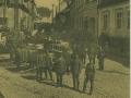 Cēsis, Rīgas iela un Līvu laukums