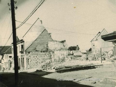Namu vietas Rīgas ielā 28 un Rīgas ielā 30, 1944. gada rudens - CM zp 43